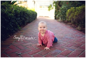 Lake Nona Florida Baby Photographer
